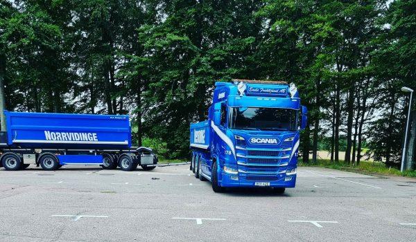 Scania 590s